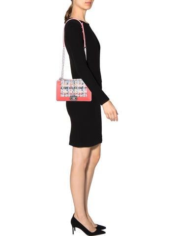 Tweed Medium Boy Bag