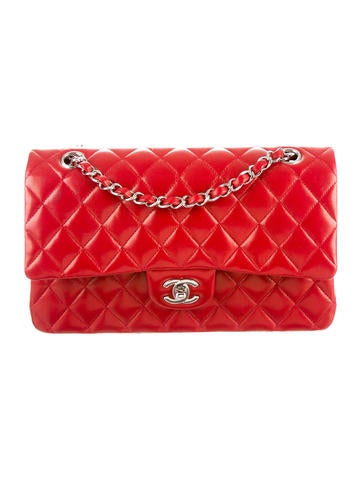 Medium Classic Double Flap Bag