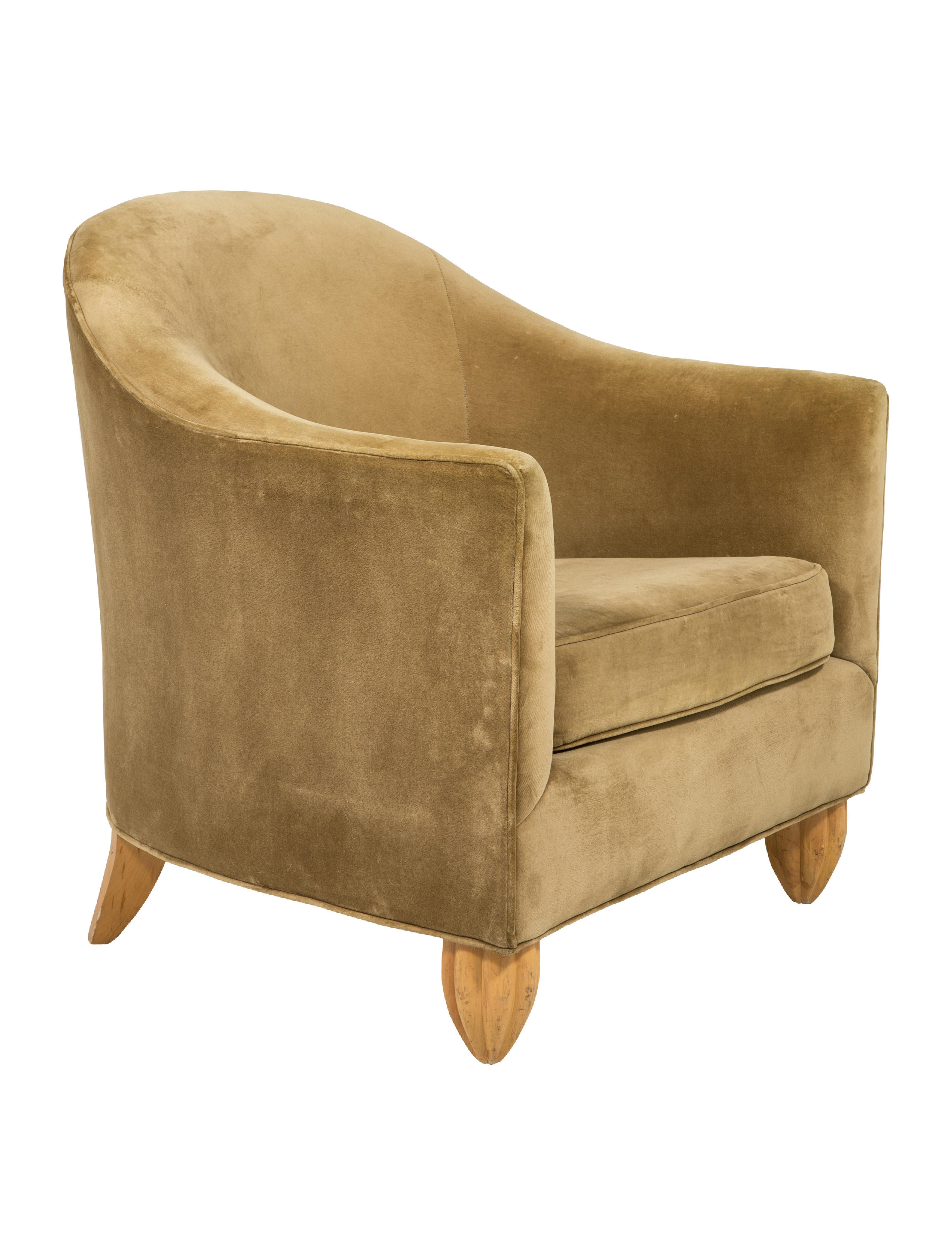 A. Rudin Mohair Chair  sc 1 st  The RealReal : a rudin chair - Cheerinfomania.Com