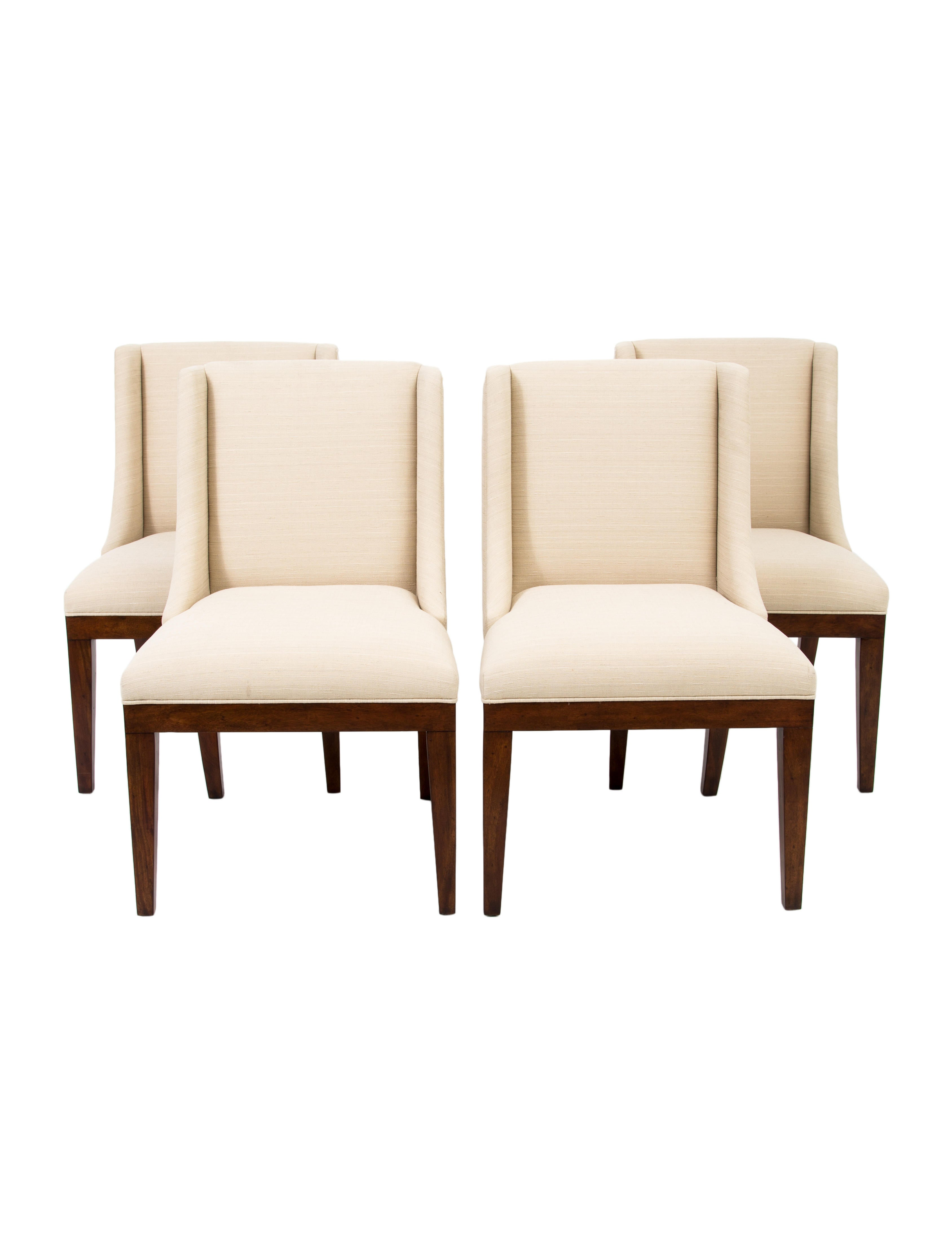 theodore alexander scoop this up dining chairs furniture