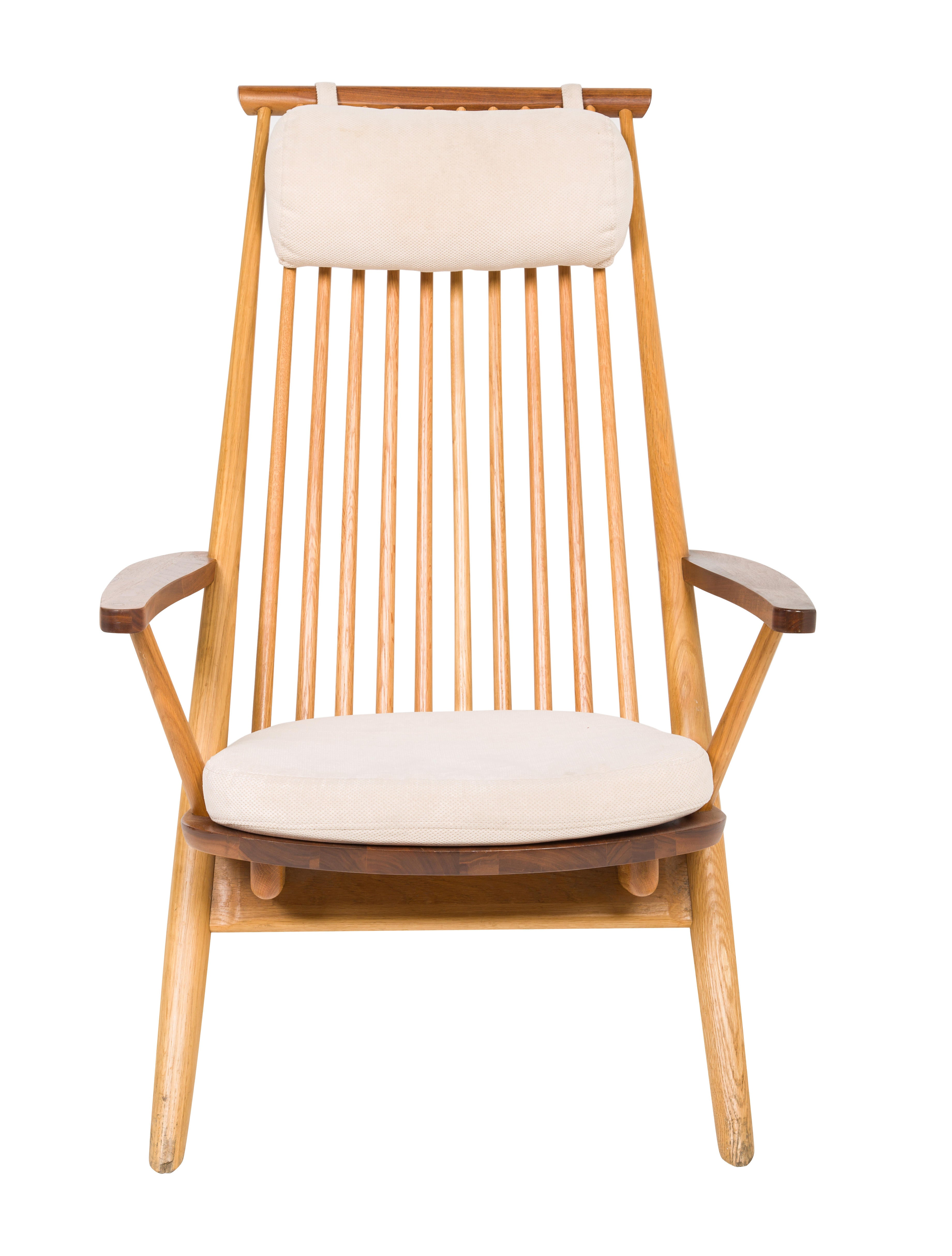 Danish Lounge Chair - Furniture - CHAIR20429   The RealReal