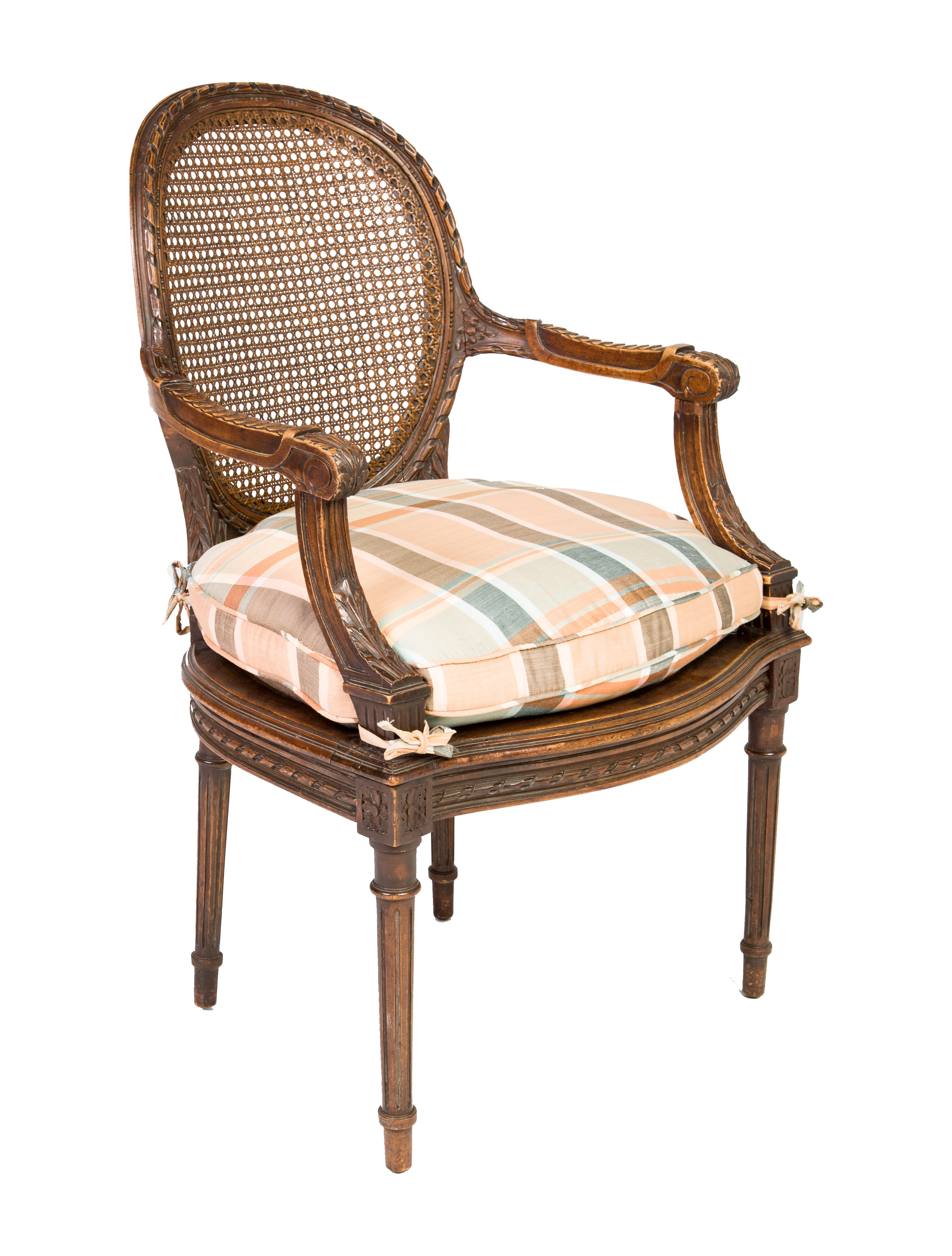 Louis Xvi Style Armchair Furniture Chair20466 The