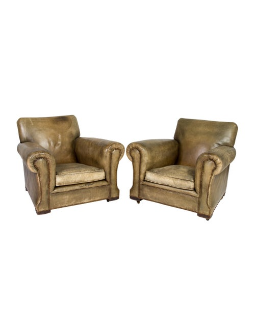 Admirable Chair Distressed Leather Club Chairs Furniture Camellatalisay Diy Chair Ideas Camellatalisaycom