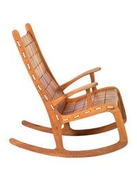Stupendous Chair Vermont Folk Rocker Rocking Chair Furniture Pabps2019 Chair Design Images Pabps2019Com