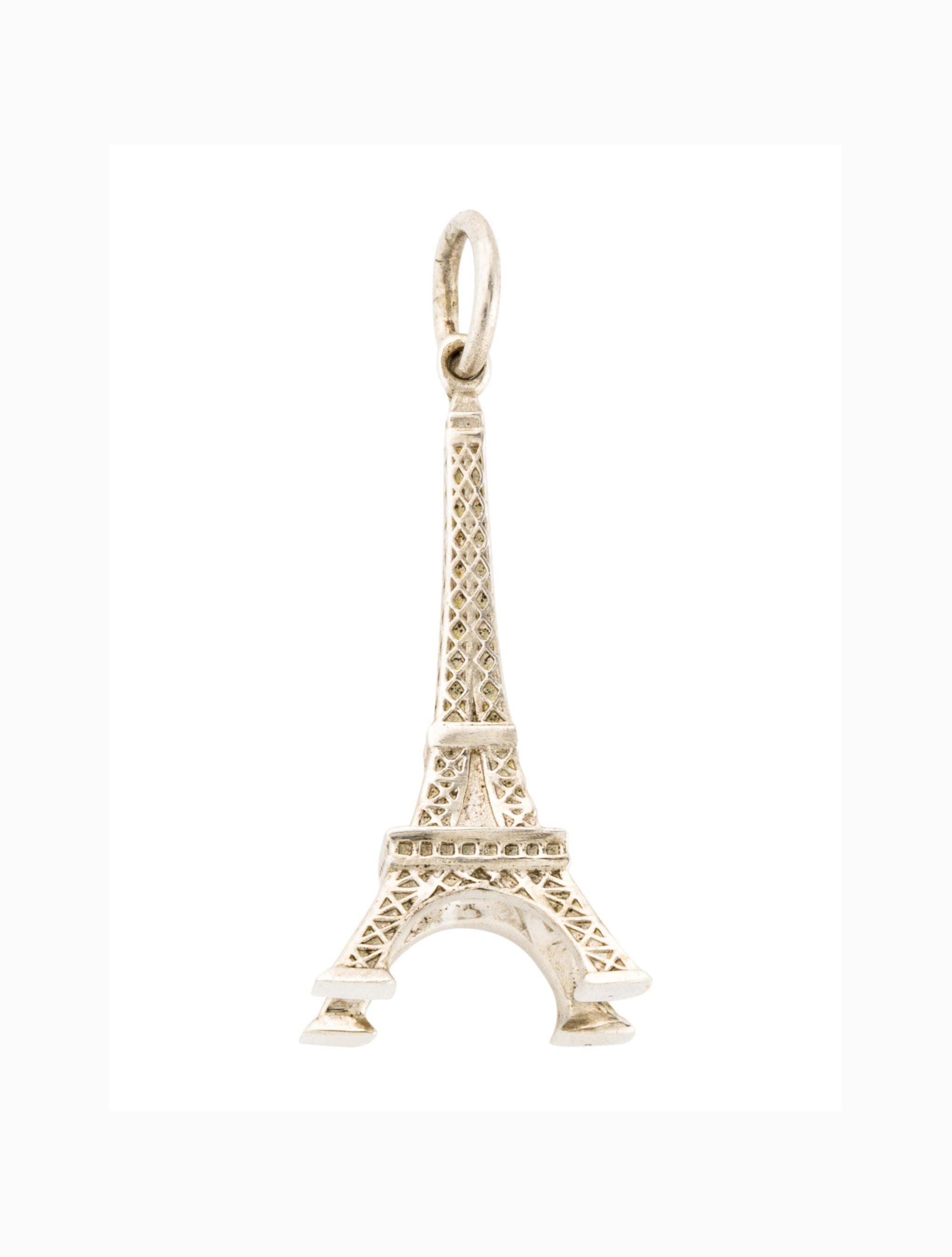 Gold Eiffel Tower Bracelet weaved with Black cord perfect gift for any occasion
