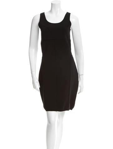 Ralph Rucci Mini Bodycon Dress