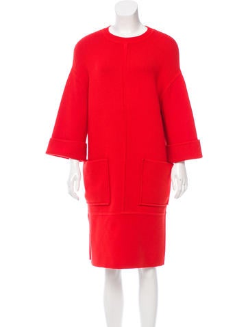 Ralph Rucci Knit Midi Dress None