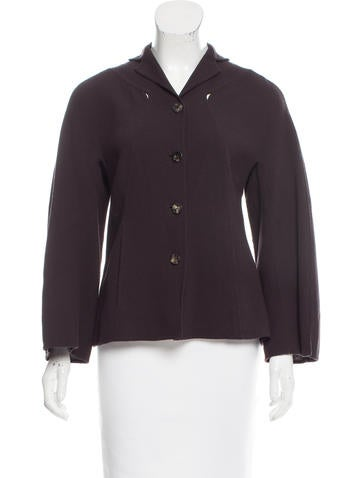 Ralph Rucci Wool Casual Jacket w/ Tags None