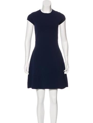 Ralph Rucci A-Line Mini Dress w/ Tags None