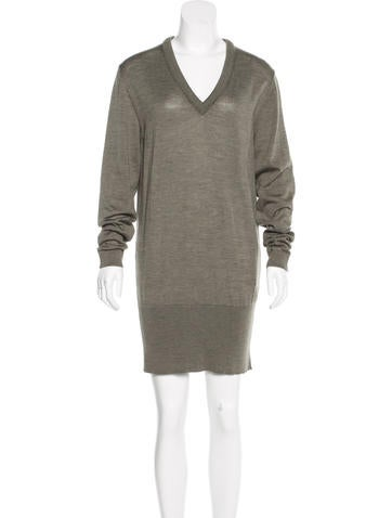 Lemaire Wool Sweater Dress w/ Tags None