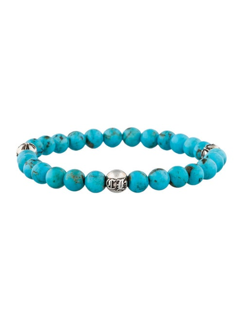 9196208c55b Chrome Hearts Turquoise Bead Bracelet - Bracelets - CHH20119