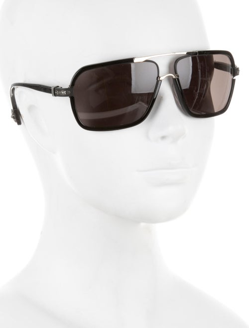 05be79988ff Chrome Hearts Throb Z Sunglasses - Accessories - CHH20834