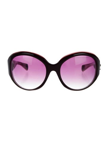 Chrome Hearts Orbi Butterfly Sunglasses
