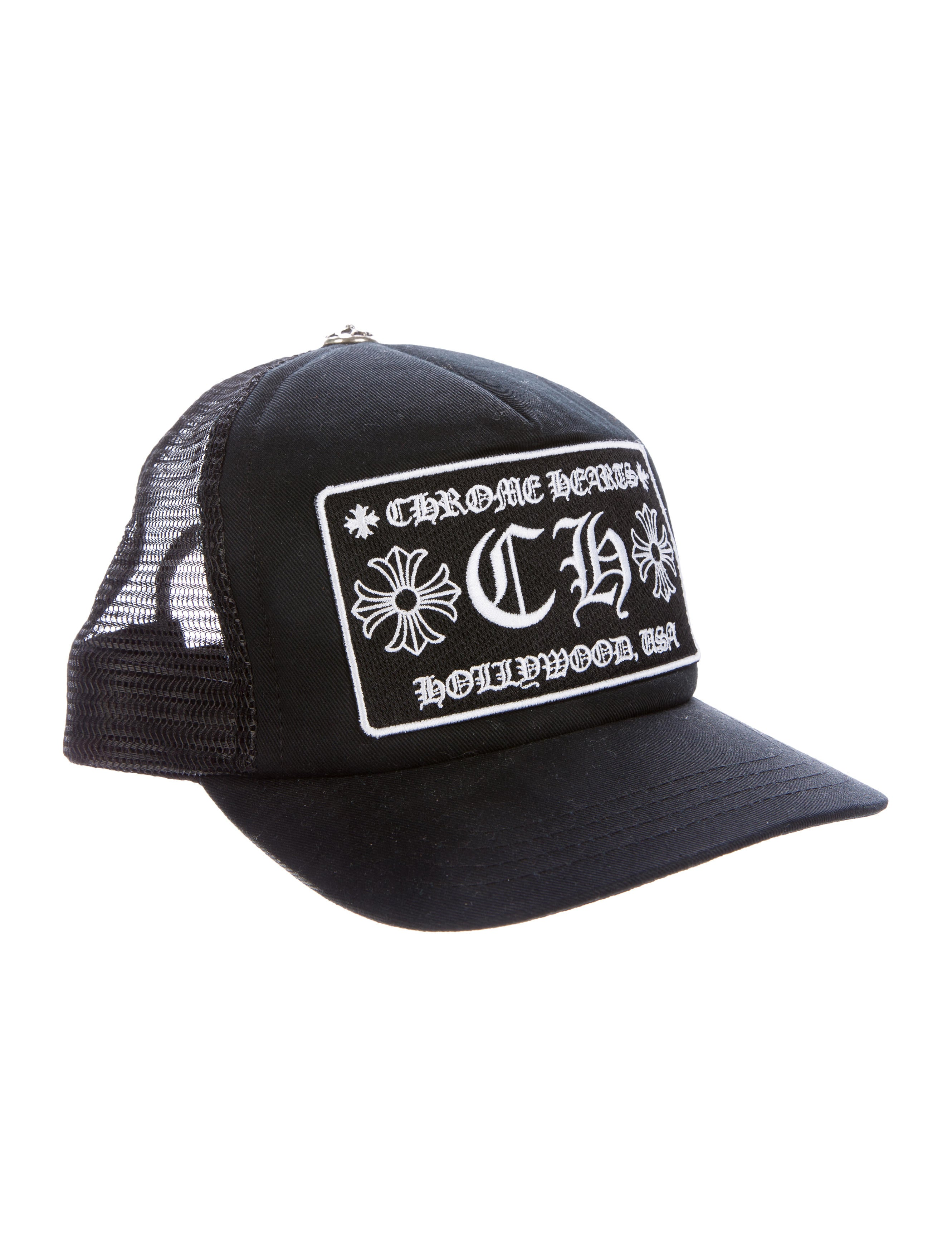 a2ad595648556 Chrome Hearts Hollywood Trucker Hat - Accessories - CHH21860