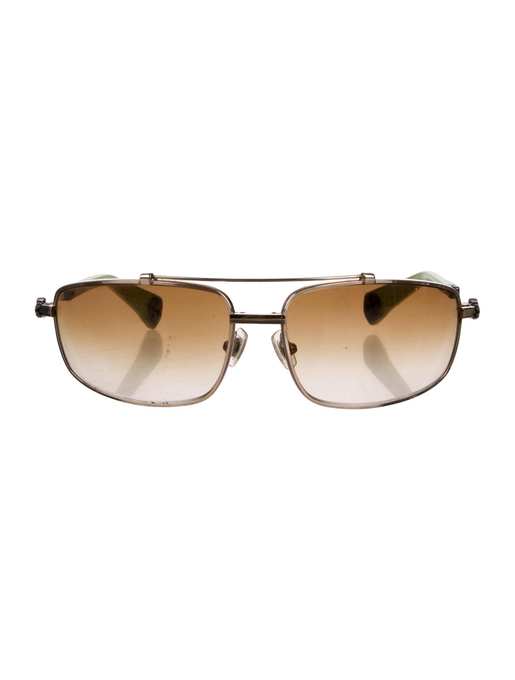a5c8577cd4cc Chrome Hearts Sunglasses Aviator « Heritage Malta