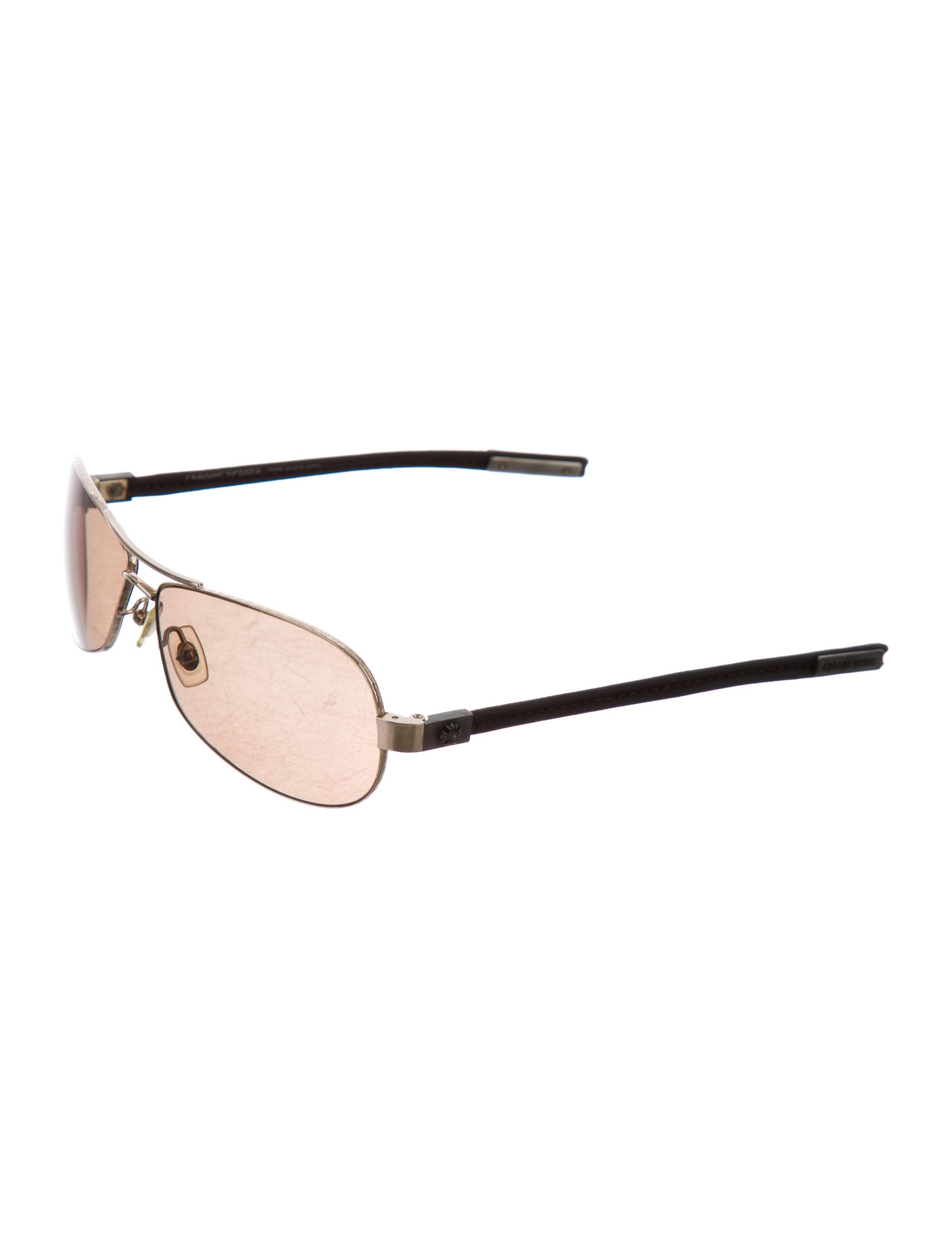 e4d1054b519 Chrome Hearts Leather Sunglasses Case