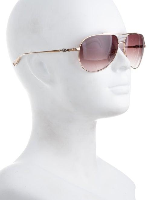 be2464329e4e Chrome Hearts Stains IV Sunglasses - Accessories - CHH22383 | The ...