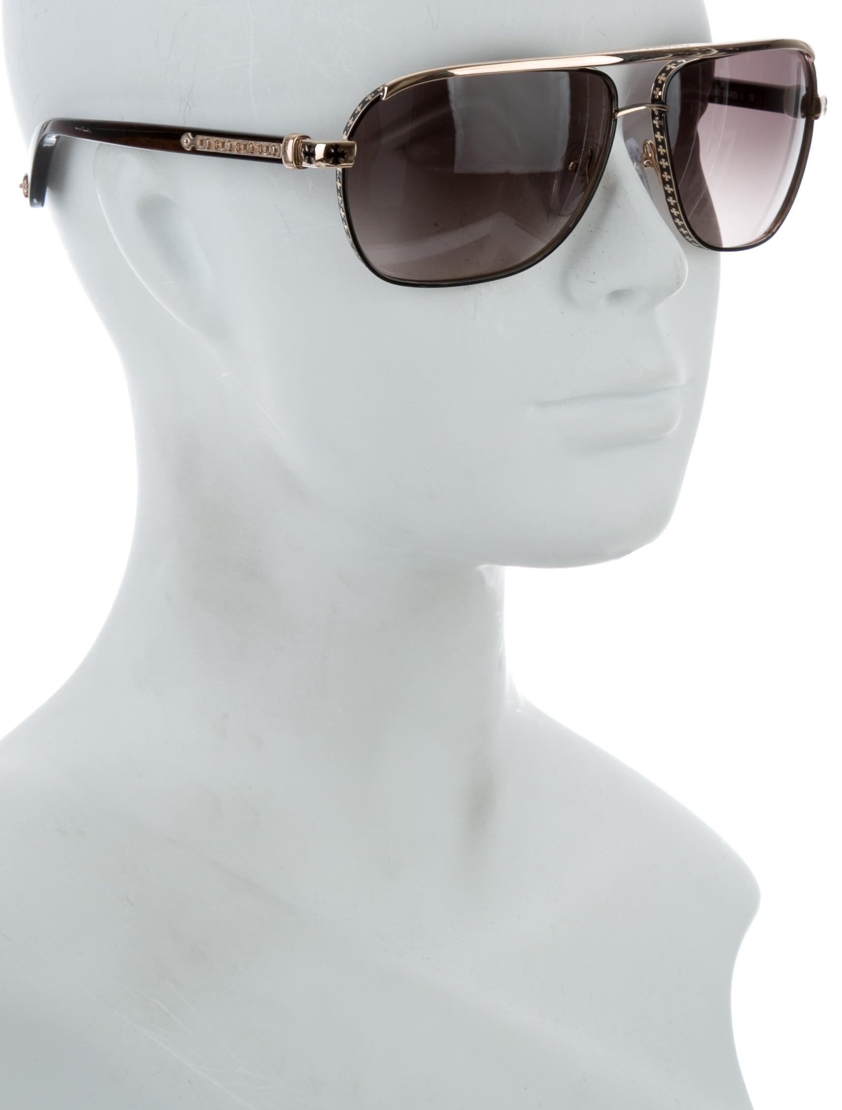 7389a2c9672 Chrome Hearts Sunglasses Boneyard