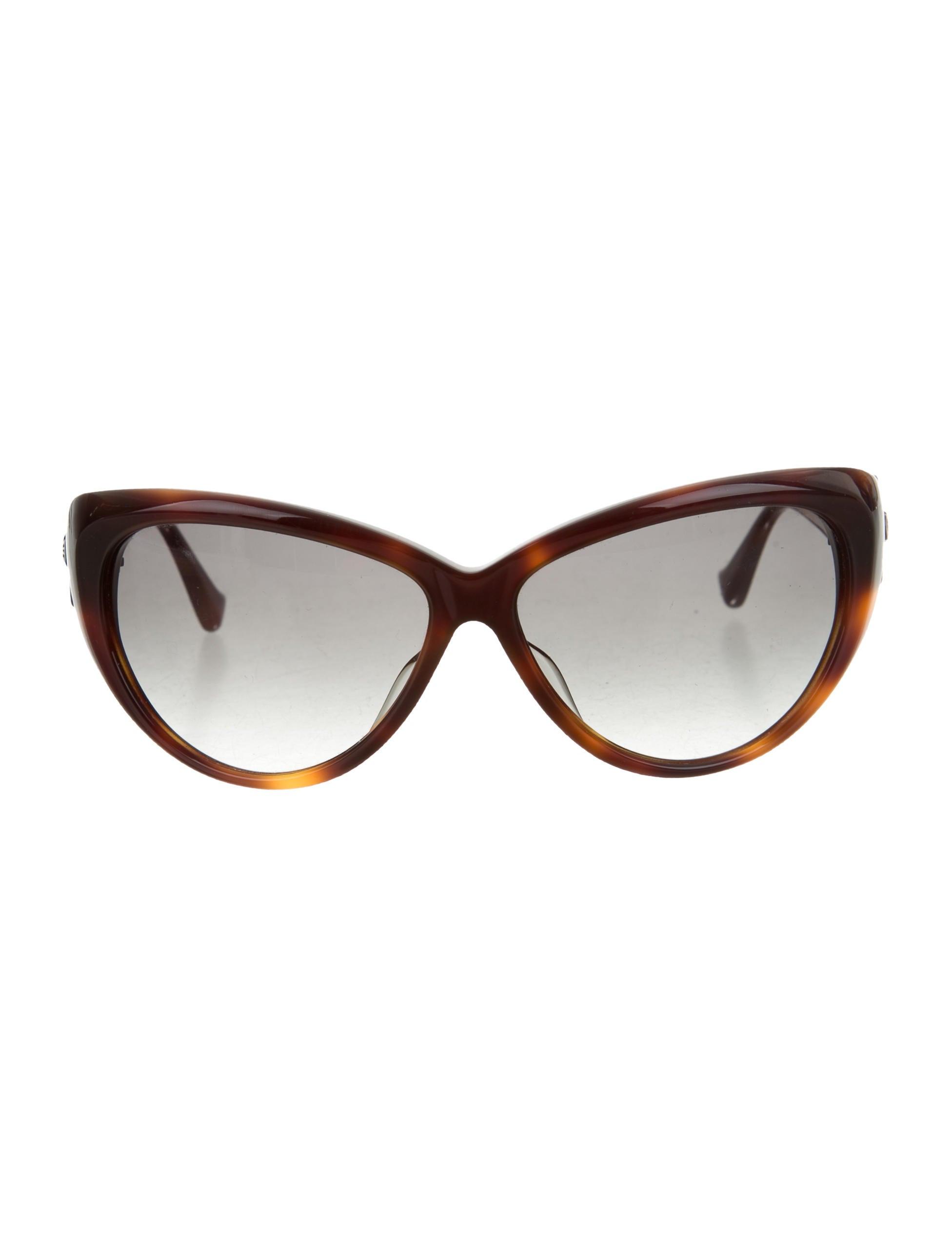 ea642817221c Chrome Hearts Club Sandwich Polarized Sunglasses - Accessories ...