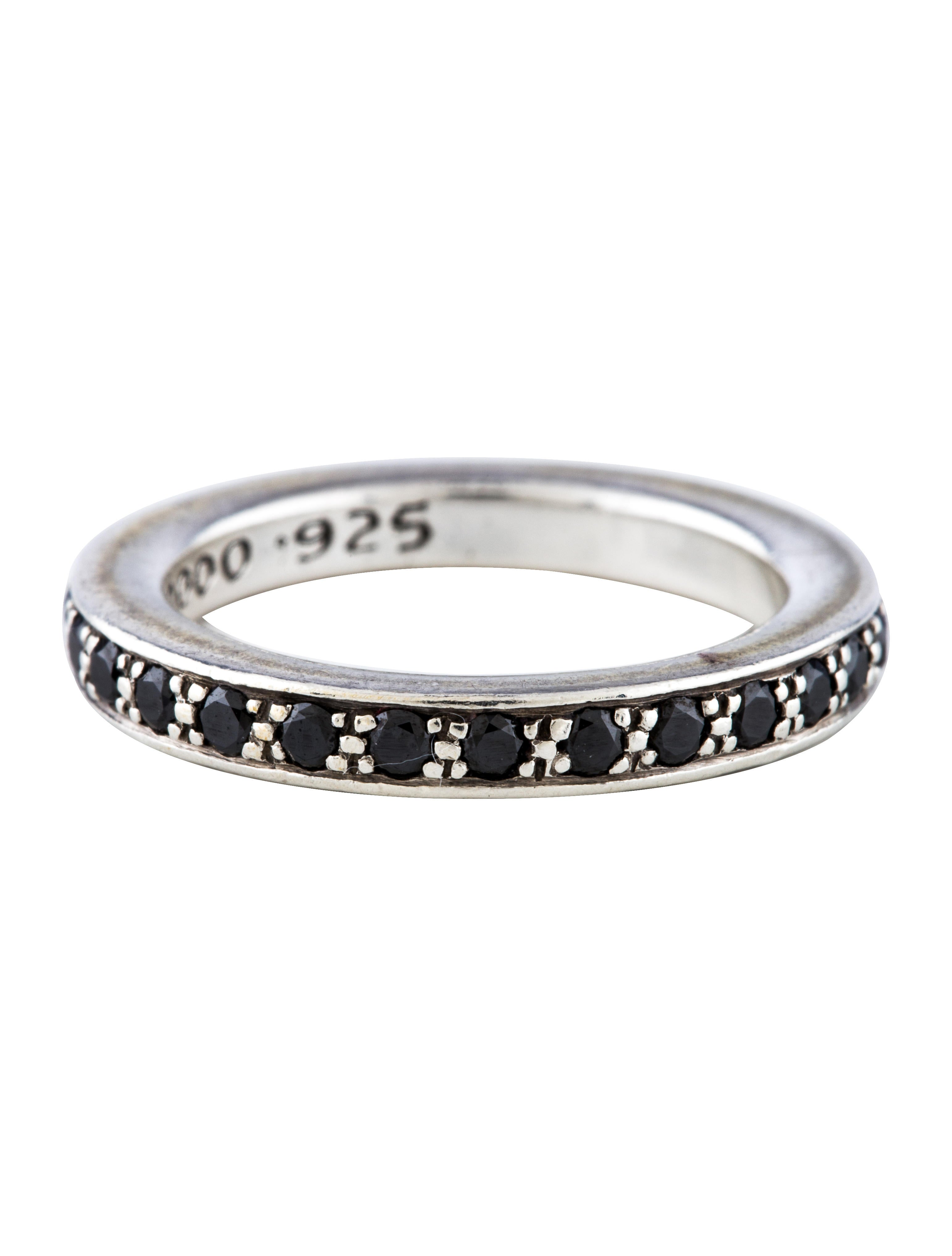 947ece6df30c Chrome Hearts Diamond Eternity Ring - Rings - CHH23106