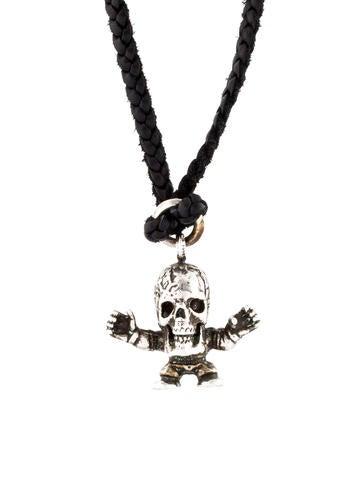 Chrome hearts jewelry the realreal chrome hearts skull pendant necklace aloadofball Gallery