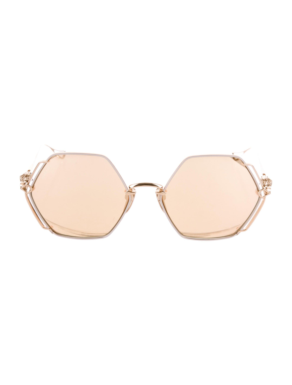 d9ed7c55c9ce Chrome Hearts Baby Bitch Sunglasses - Accessories - CHH23543