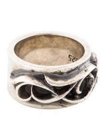 9a13e843fd25 Chrome Hearts Rings