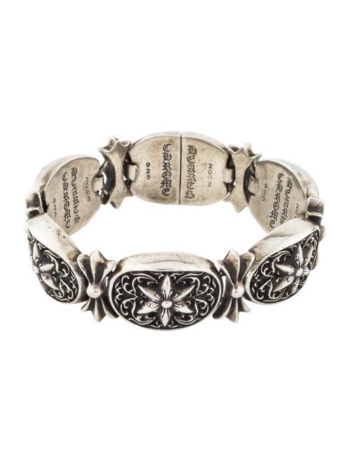 7d9e27fa14d6 Chrome Hearts Star Link Bracelet - Bracelets - CHH24634