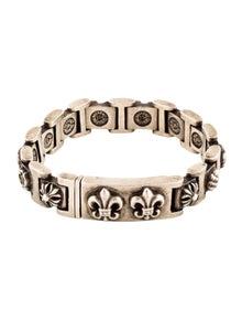 fe127b7caa6d Chrome Hearts. Symbols ID Bracelet