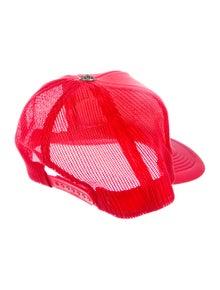 Chrome Hearts Neoprene Baseball Cap