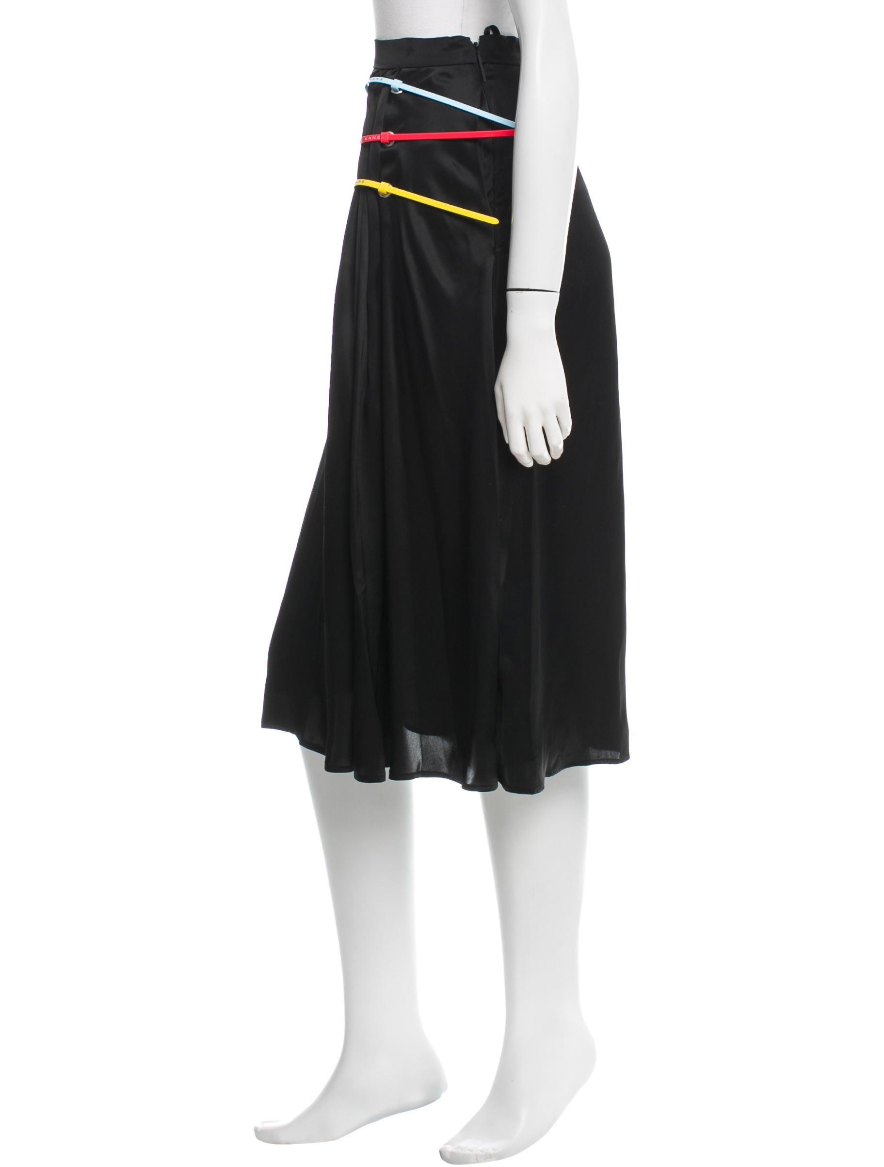 christopher a line midi skirt clothing chi20921