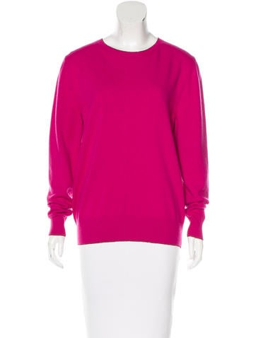 Christopher Kane Wool & Cashmere Sweater None