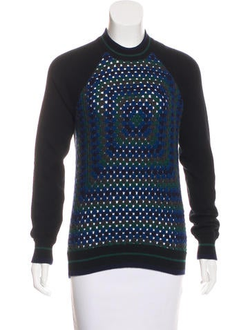 Christopher Kane Cashmere Knit Sweater None