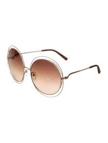 40cb7599996 Round Gradient Sunglasses.  95.00 · Chloé