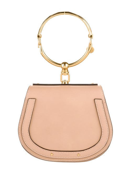Chloé Nile Bracelet Bag gold