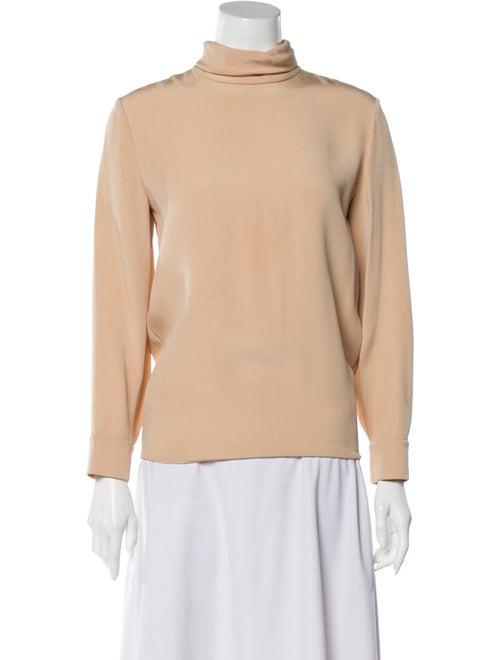 Chloé Turtleneck Long Sleeve Sweatshirt