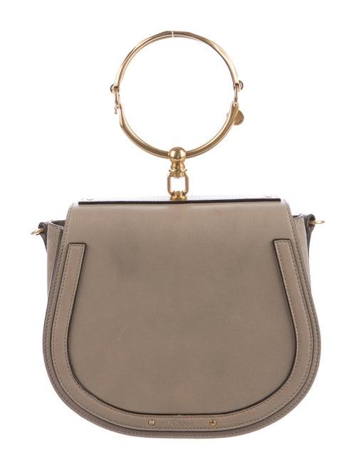 Chloé Nile Bracelet Bag Gold