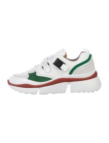 Chloé Sonnie Sneakers w/ Tags