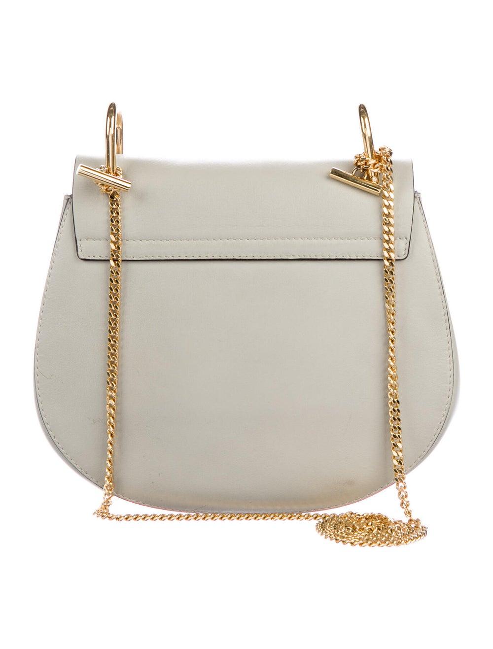 Chloé Leather Drew Crossbody Bag Black - image 4