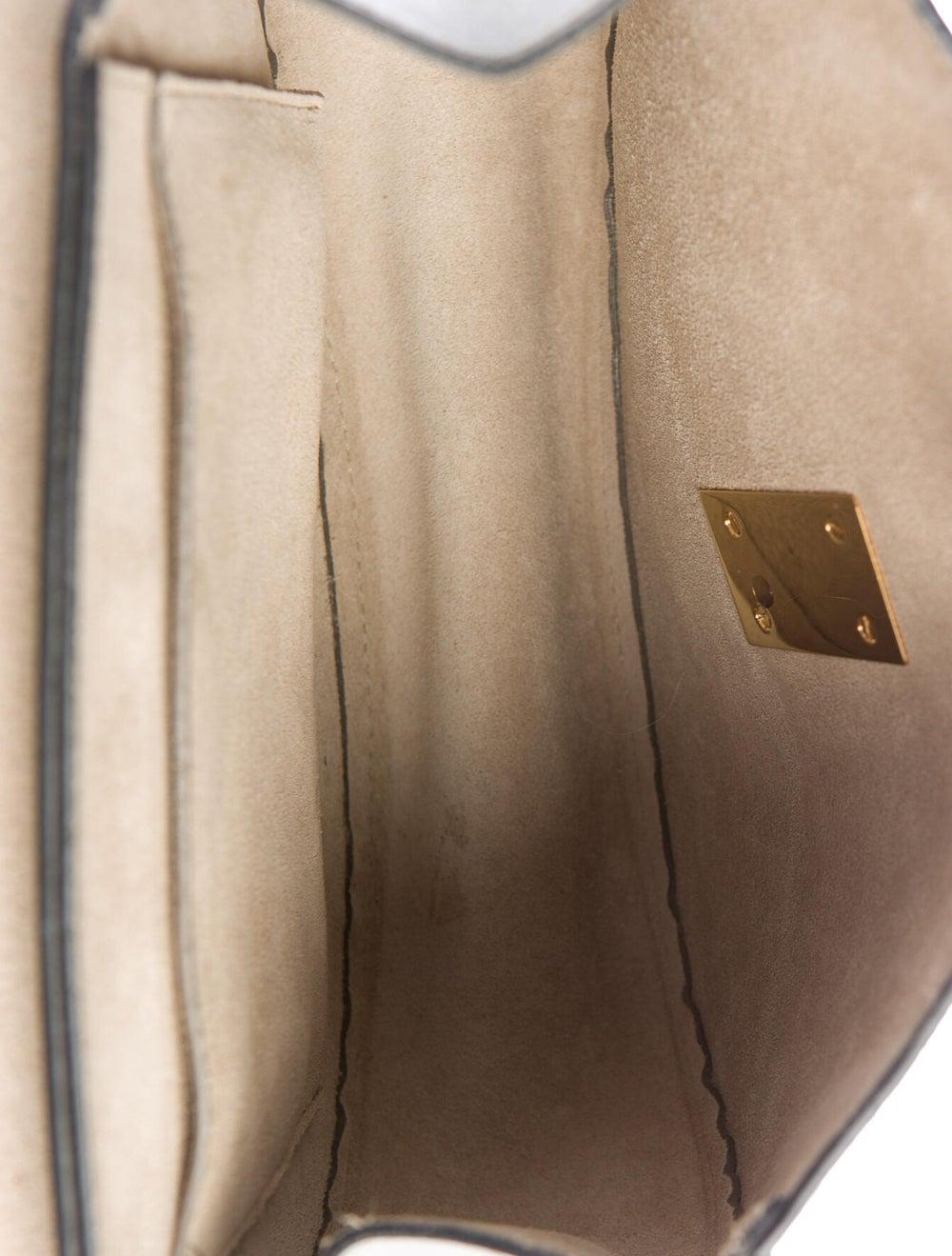 Chloé Leather Drew Crossbody Bag Black - image 5
