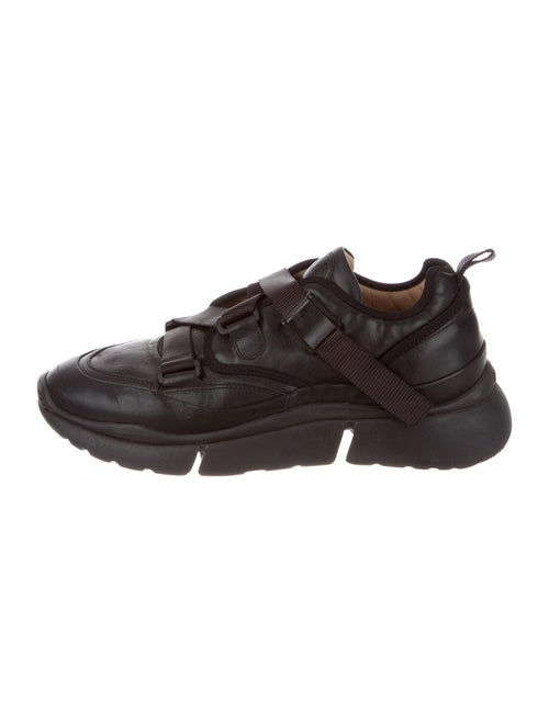 Chloé Sonnie Sneakers Black