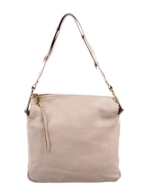 Chloé Leather Shoulder Bag Pink