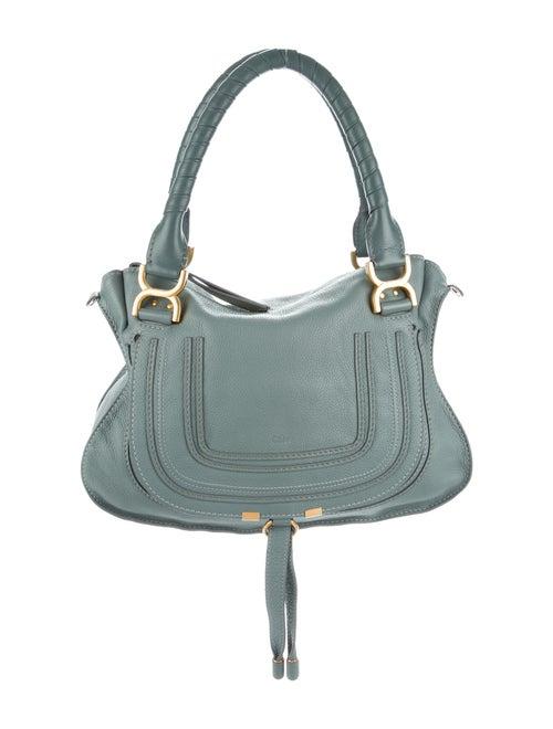 Chloé Medium Marcie Bag Blue