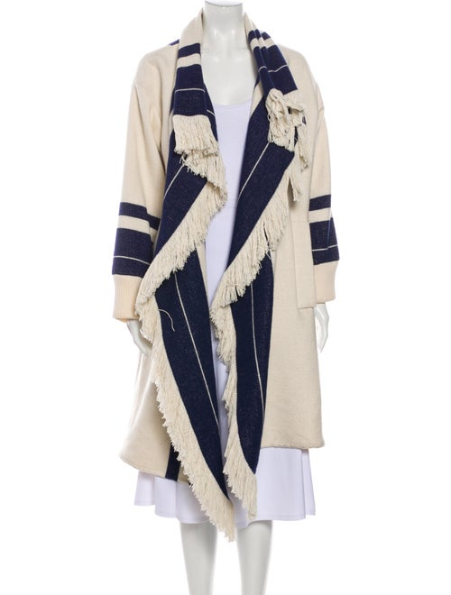 Chloé Striped Coat