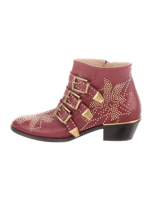 Chloé Susanna Leather Boots
