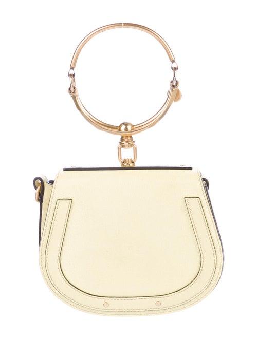 Chloé Nile Bracelet Bag Green
