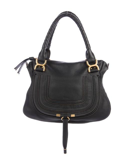 Chloé Medium Marcie Bag Black