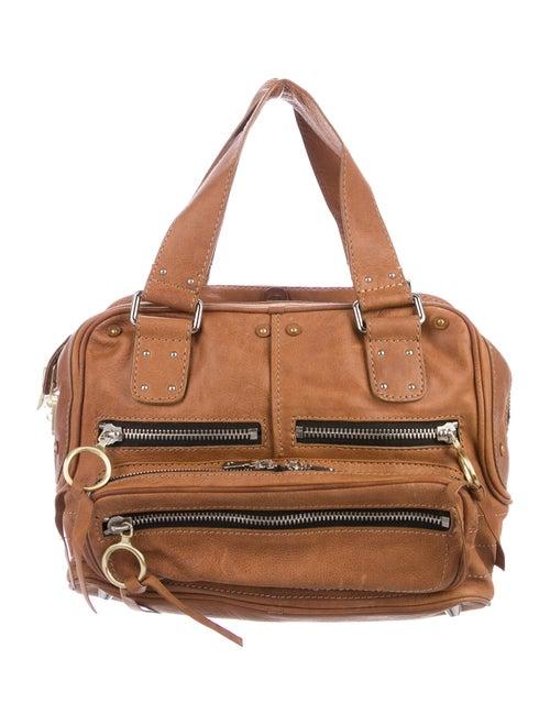 Chloé Leather Betty Bag Brown
