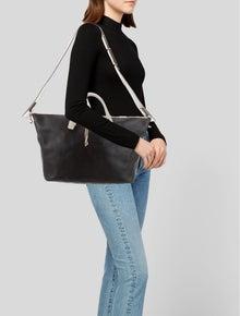 Chloé Large Bicolor Baylee Bag