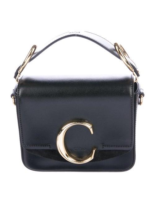 Chloé Mini C Bag Black